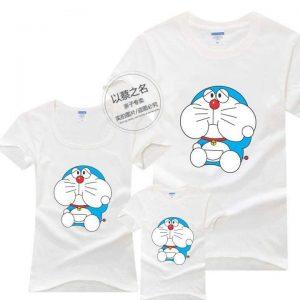 Áo Thun Gia Đình Doraemon - SN021